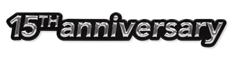 Domingletter: 15th Anniversary