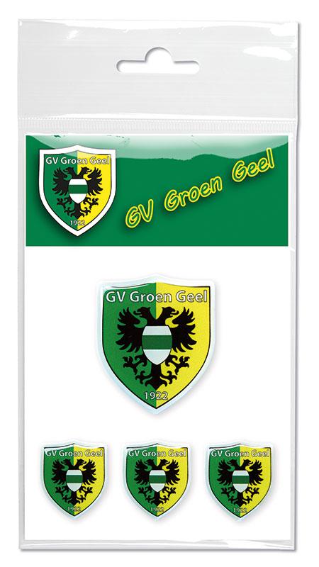 Fankaart: GV Groen Geel