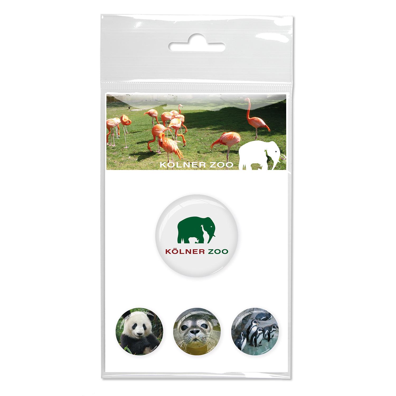 Fankaart: Kölner Zoo