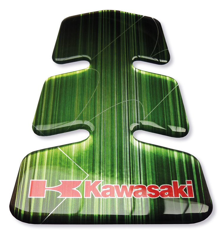 Tankpad: Kawasaki