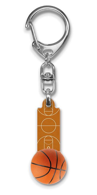 Flexprom Basketbal Sleutelhanger