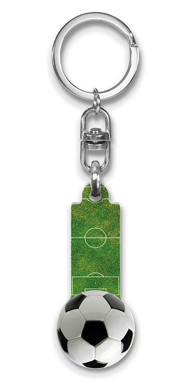 Flexprom Fußball Schlüsselanhänger
