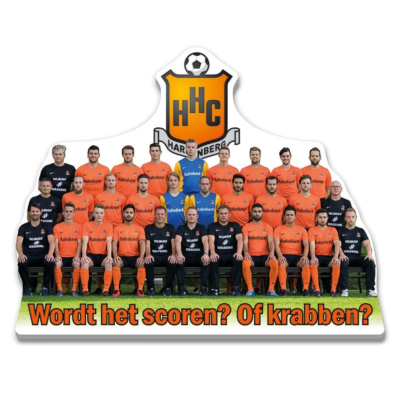 IJskrabber Voetbalvereniging HHC