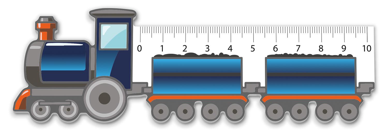 Liniaal Locomotief