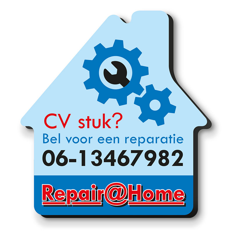 Magnetfolie Repair@Home