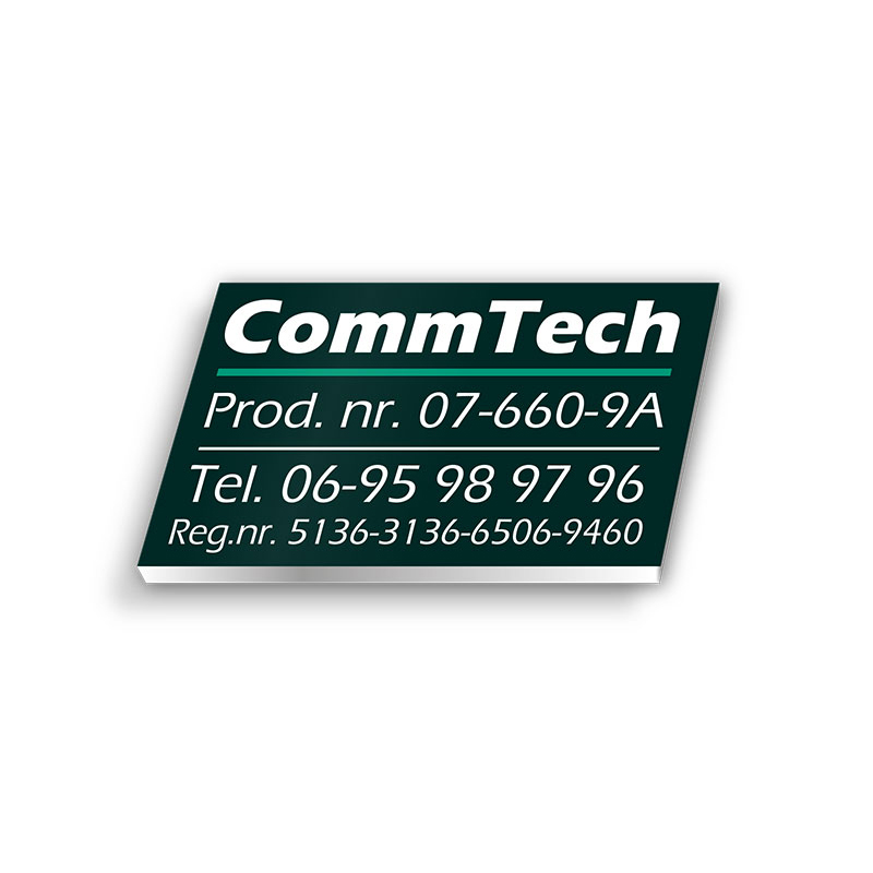 Power-Tack CommTech