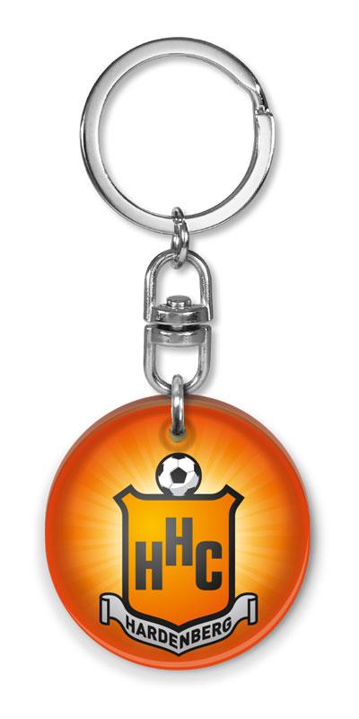 Plexi-Schlüsselanhänger HHC