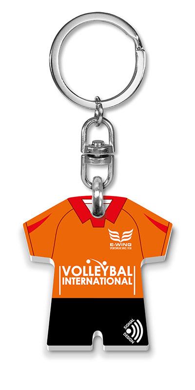 Sport Schlüsselanhänger Volleyball