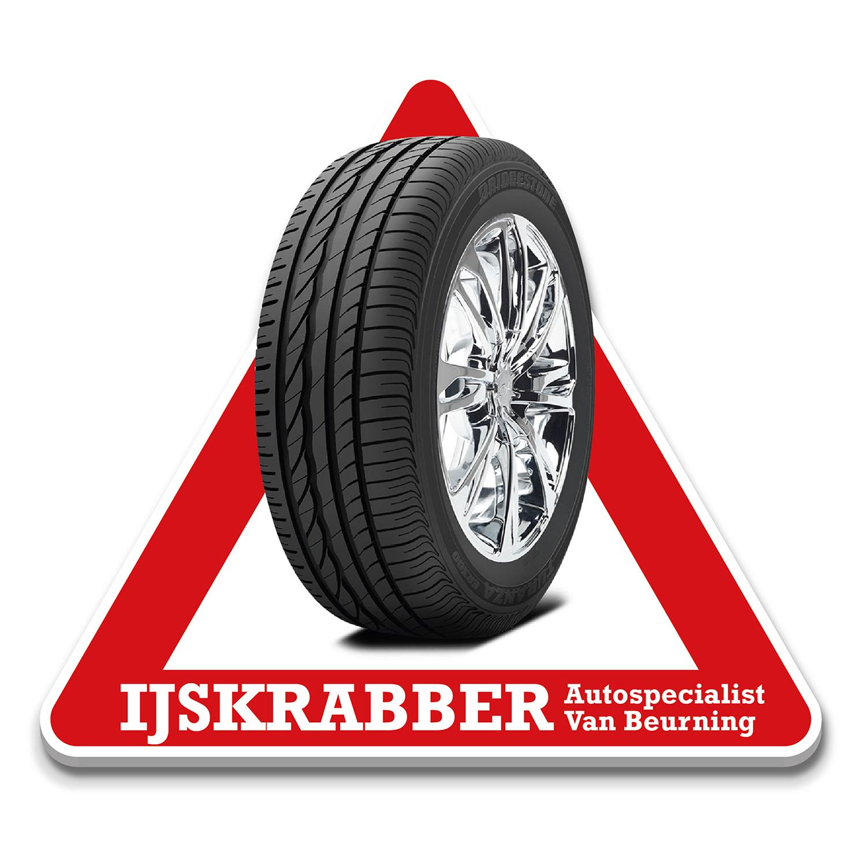 IJskrabber Autospecialist Van Beurning
