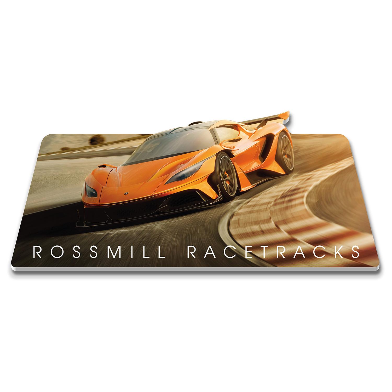 IJskrabber Rossmill Racetracks