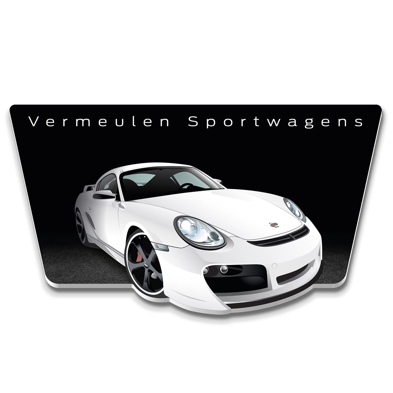 IJskrabber Vermeulen Sportwagens